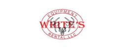 White's Equipment Rental